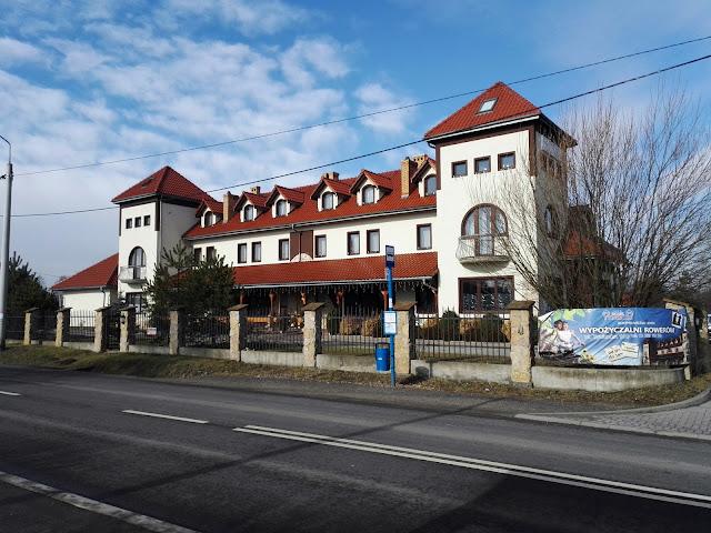 Walentynki w Krakowie- Hotel Tyniecki***, fotorelacja, jak je spędziliśmy?