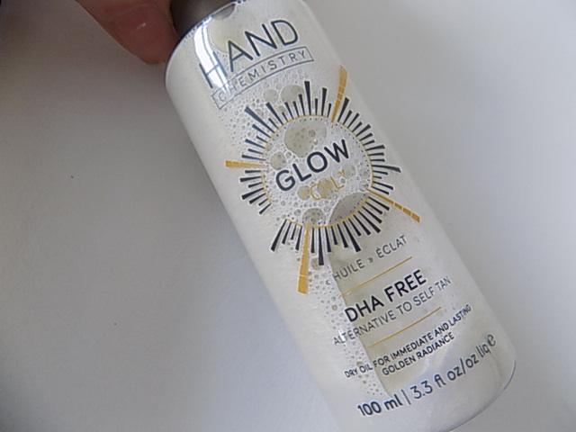 Hand Chemistry Glow Oil | Deciem
