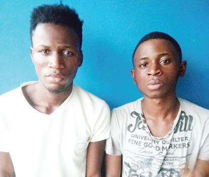 "Confession: ""I Created Route To My Neigbour's House A Day Before Robbery"""