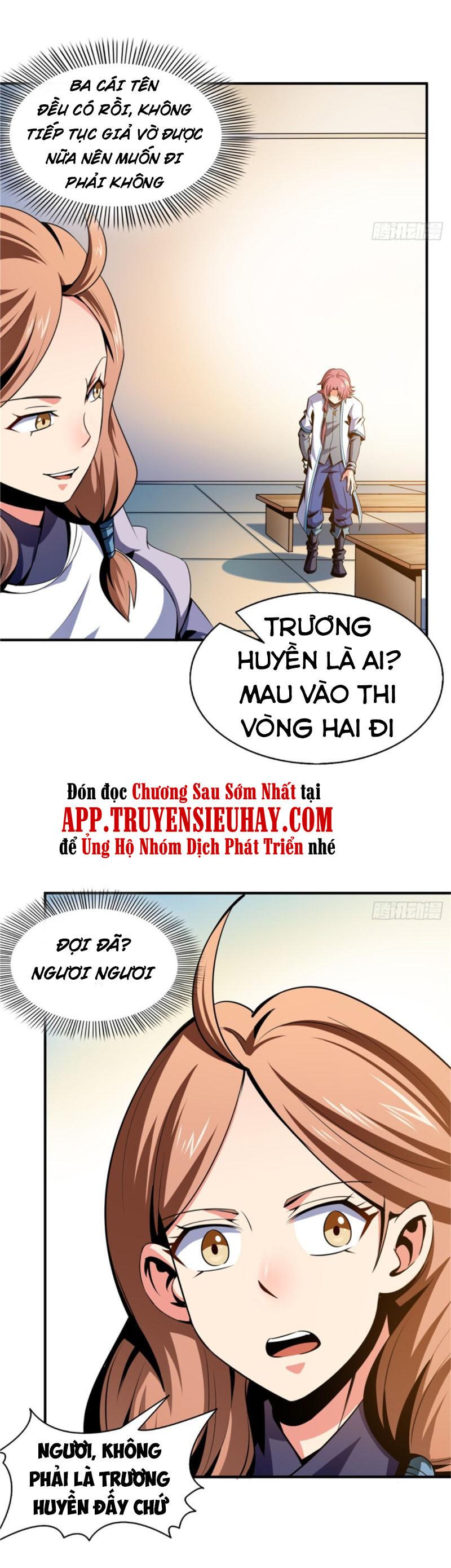 Thiên Đạo Đồ Thư Quán Chương 58 - truyenmh.com