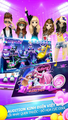 game Super Dancer VN online