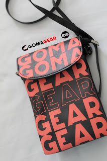 GOMAGEAR Contour Multipurpose Purse
