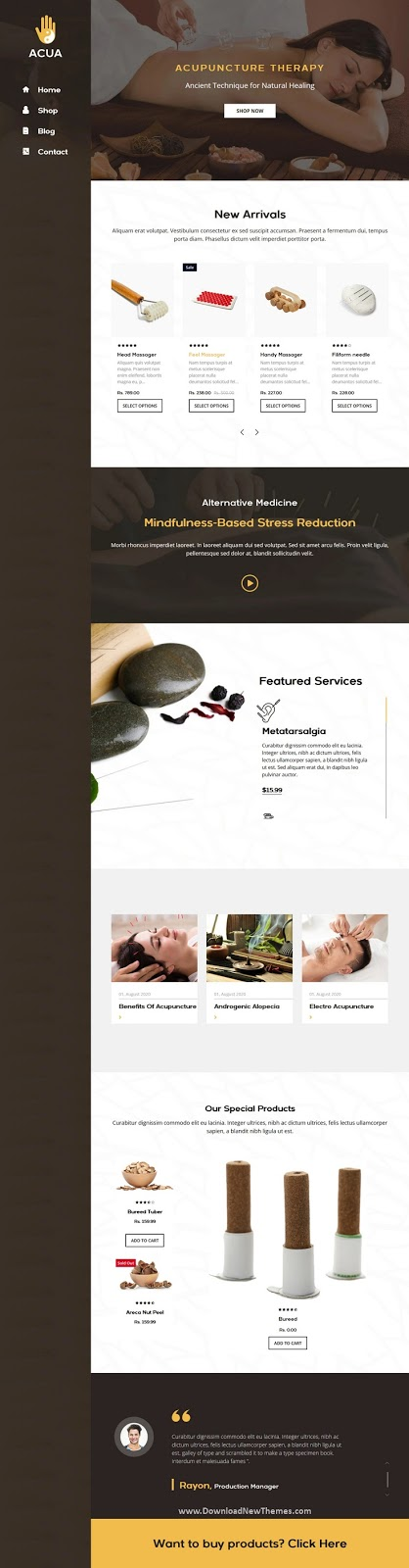 Best Shopify Medical Store, Health Shop Theme