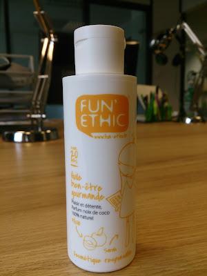 L'huile bien-être Fun'Ethic
