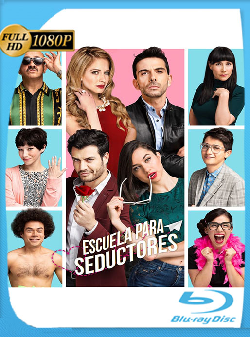 Escuela para seductores (2020) 1080p BRRip Latino [Google Drive] Tomyly