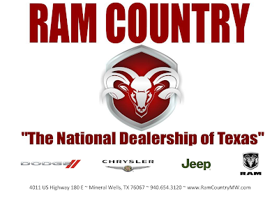 RAM Country Mineral Wells