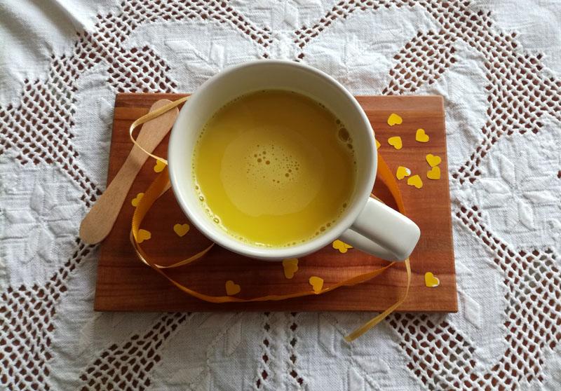 Guldmjölk