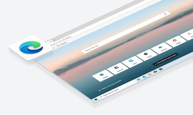 Microsoft Edge gana temas visuales exclusivos