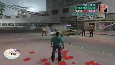 تحميل جميع اجزاء لعبة GTA