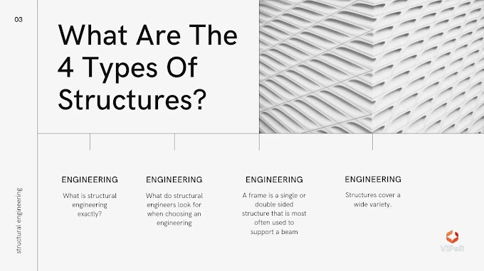 What Are The 4 Types Of Structures? Structures Cover A Wide Variety.
