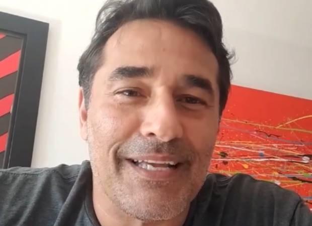Luciano Szafir recebe alta, após mais de um mês internado com Covid-19