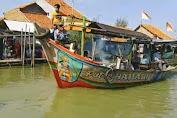 Saat Pandemik, Nelayan Di Losari Brebes Tetap Gelar Tradisi Sedekah Laut