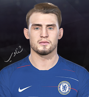 PES 2018 Faces Mateo Kovačić by Facemaker Ahmed El Shenawy