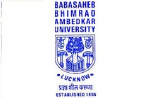 Post of Assistant Professor at Babasaheb Bhimrao Ambedkar University, Lucknow Last Date:31/01/2020