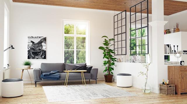 small Living Room Divider Design Ideas