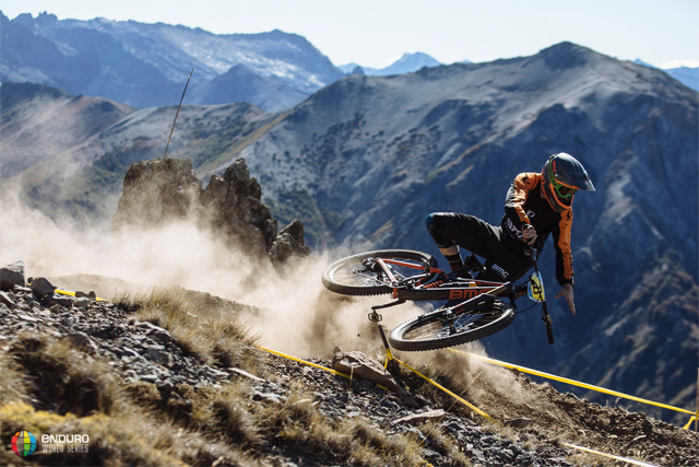 2016 Enduro World Series: Cerro Catedral, Argentina Race Highlights