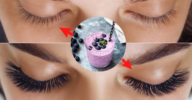 7 smoothies riches en biotine pour renforcer les cils, cheveux et ongles