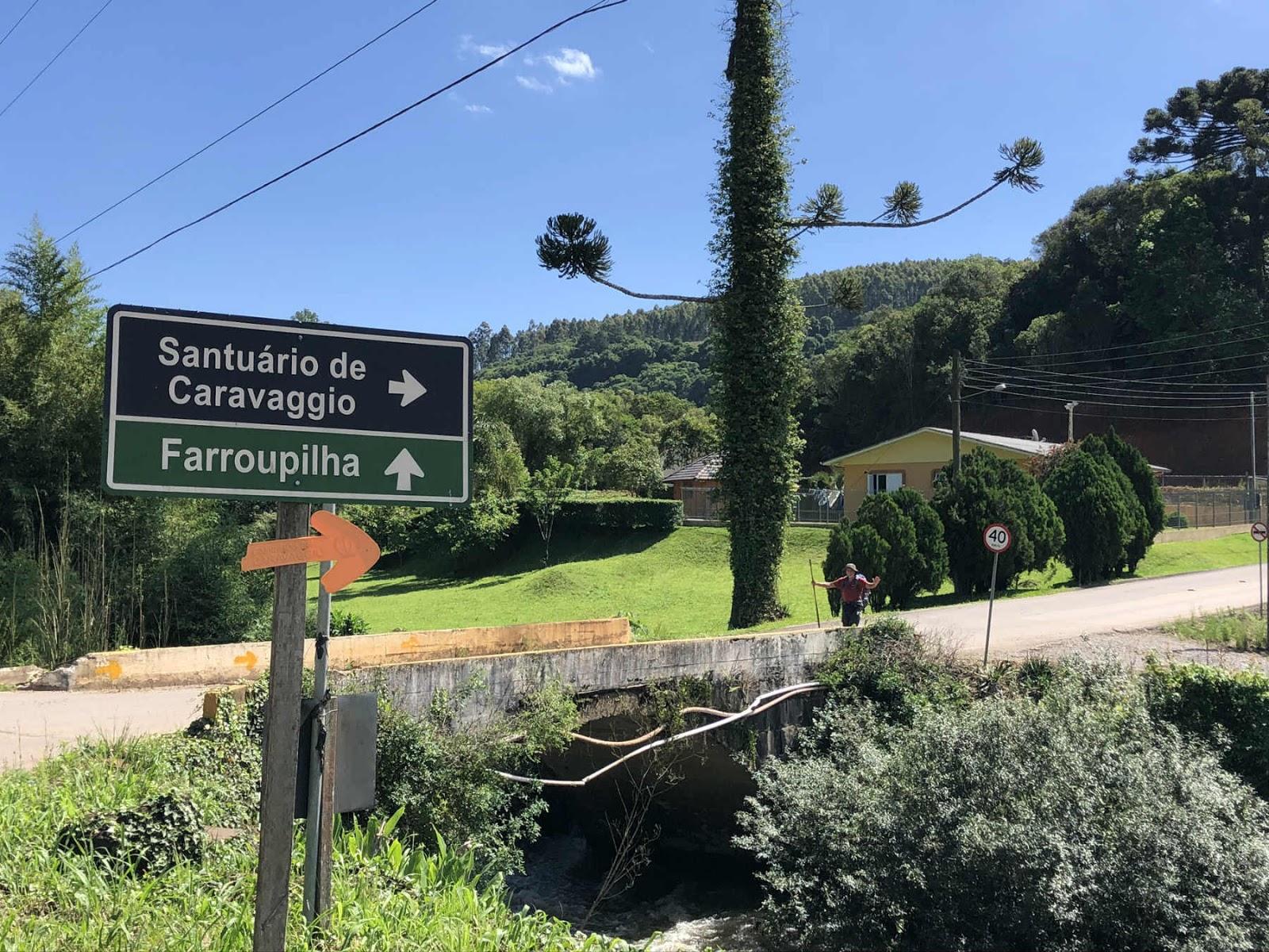 """Pelo """"Caminhos de Caravaggio"""""""