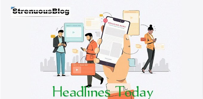 StrenuousBlog headlines Today, March 3, 2021