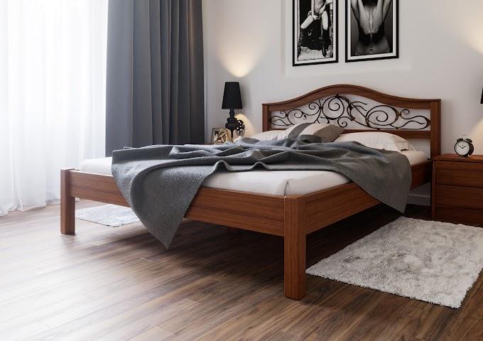 Кровать Италия с ковкой 140х190/200  ТМ ЧДК