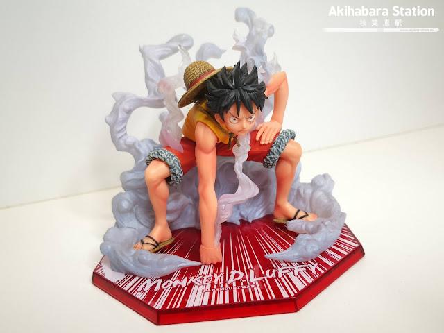 Figuarts Zero Monkey D. Luffy ~ Paramount War ~ de One Piece - Tamashii Nations