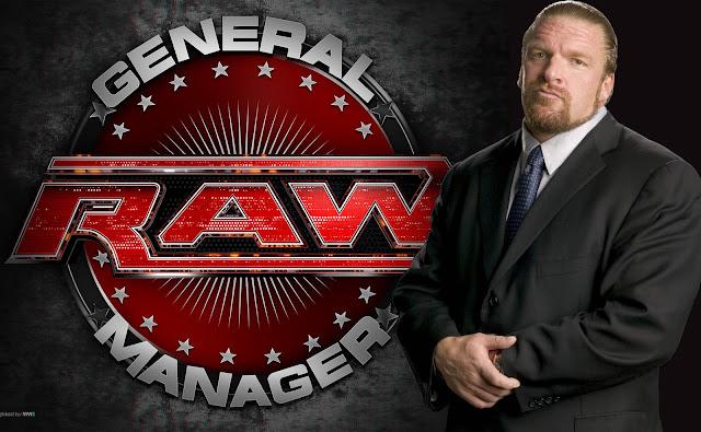 Decisiones ejecutivas WWE Raw