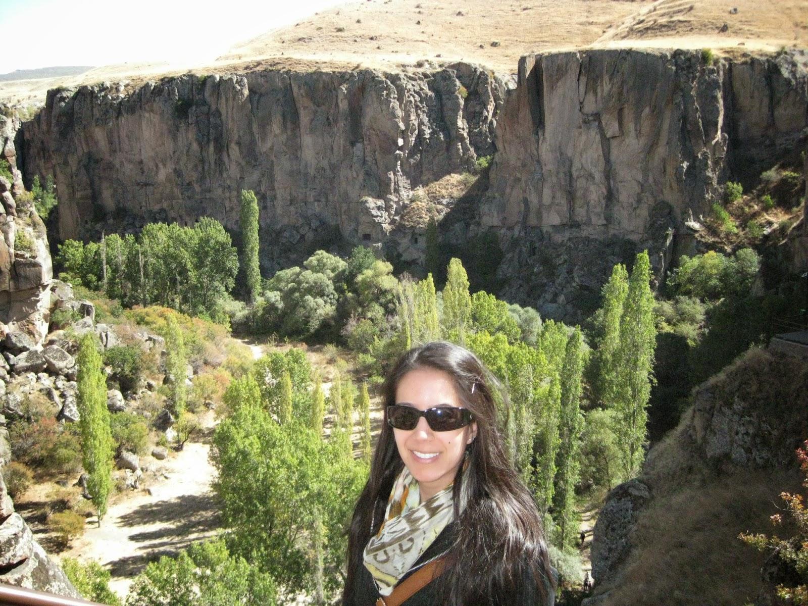Cappadocia - Hiking in Ihlara Valley