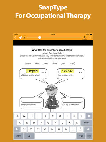 Learn Lead Grow: Snap Type: The Write Way to Help Students