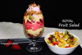 ROYAL FRUIT SALAD