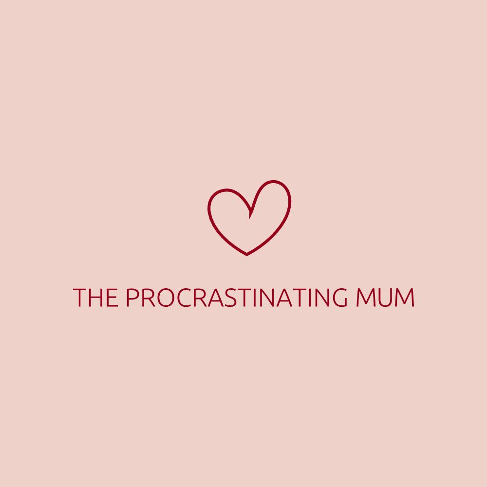 Logo from Theprocrastinatingmum.co.uk