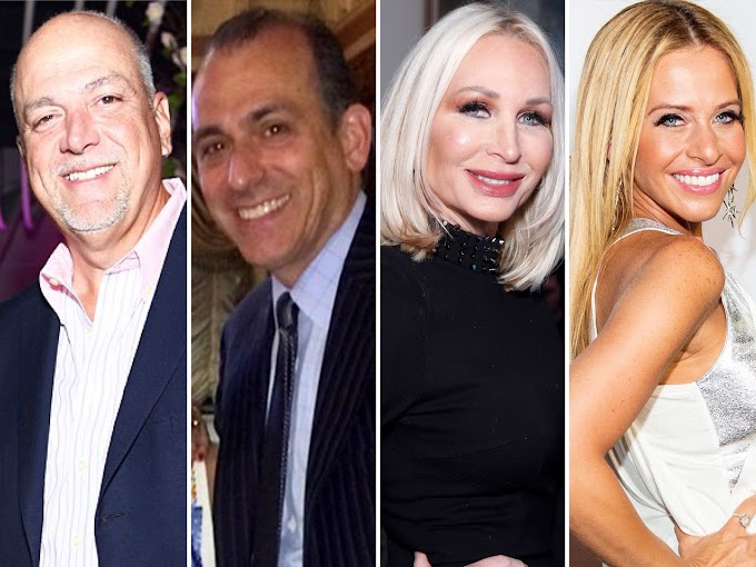 Albert Manzo Denies His Family Has Mob Ties And Addresses Brother Thomas Manzo's Arrest, Kim DePaola Weighs In And Shows Her Support To Dina Manzo!