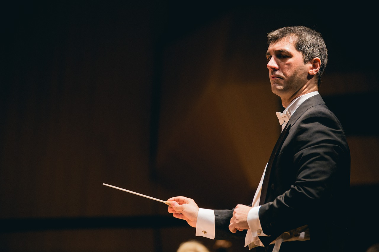 A Arte da Regência e a Postura do Maestro