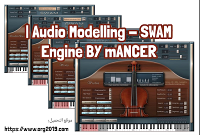 Audio Modeling SWAM Engine – SaxA, SaxT, SaxB v1.1.1  Audio Modeling SWAM Engine – Viola.v2.0.1  Audio Modeling SWAM Engine – Double Bass v2.0.1  Audio Modeling SWAM Engine – Double Reeds v2.8.1  Audio Modeling SWAM Engine – Cello v2.0.1  Audio Modeling SWAM Engine – Clarinets v2.8.1  Audio Modeling SWAM Engine – Soprano Sax v2.7.0  Audio Modeling SWAM Engine – Flutes v2.8.1  Audio Modeling SWAM Engine – Violin v2.0.1