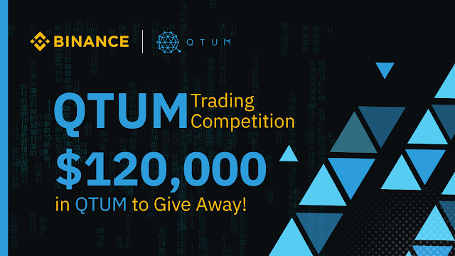 Binance QTUM Event