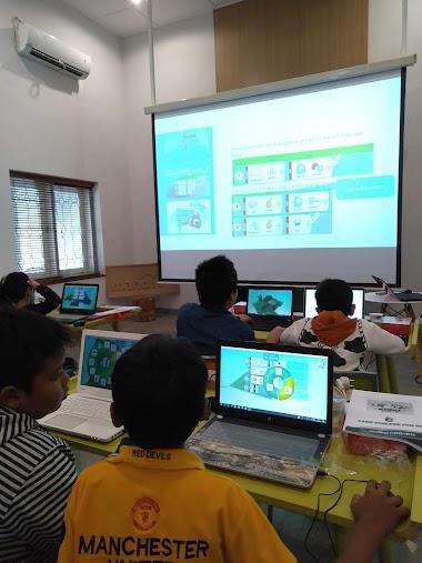 Manfaat Anak Belajar Coding
