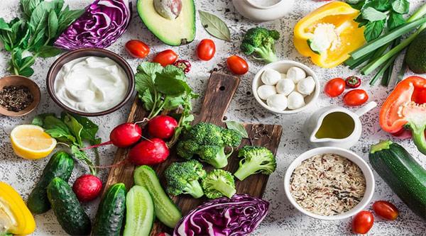Thực phẩm giảm cân ăn kiêng low carb