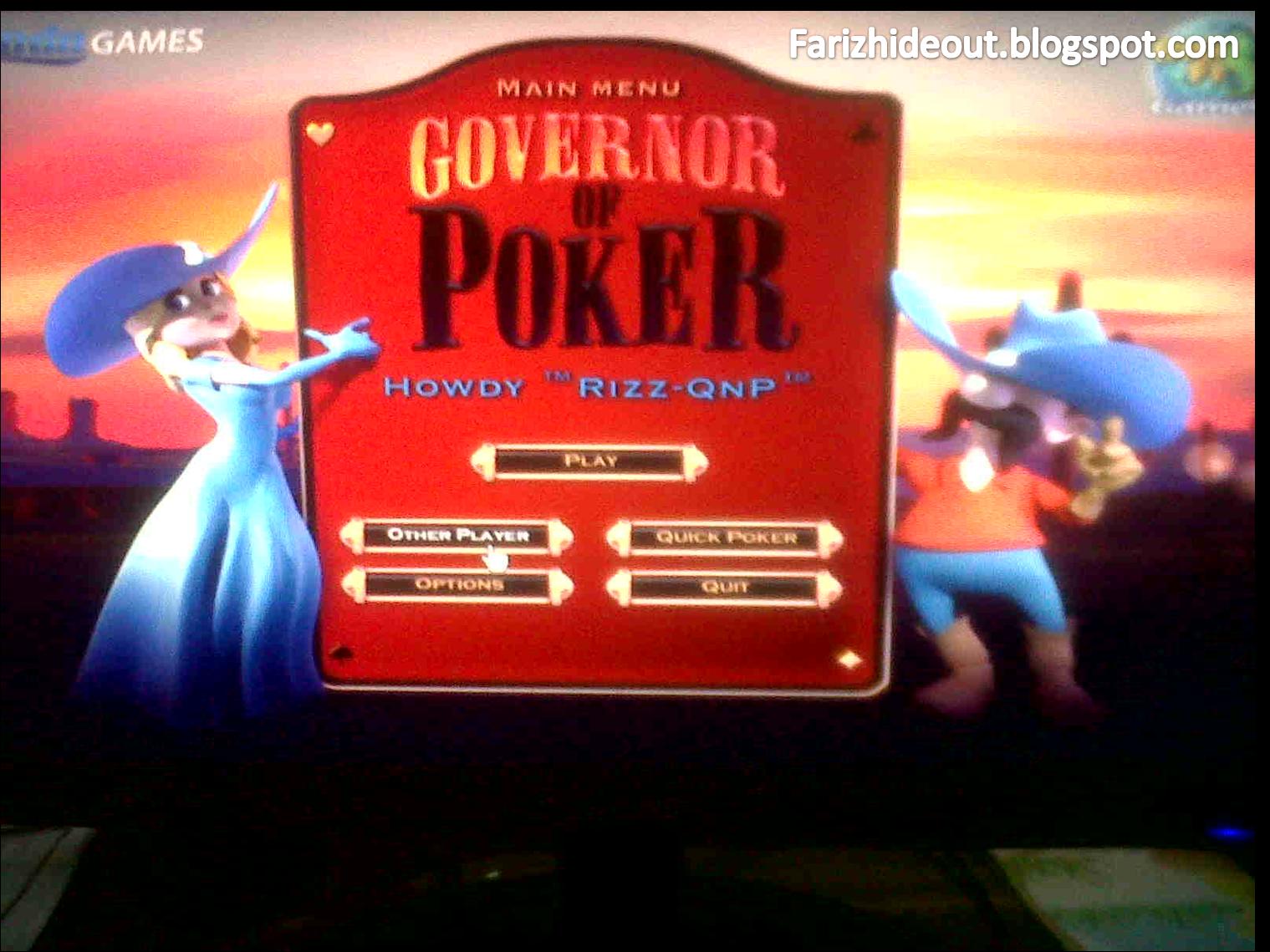 Download Governor Of Poker Full Version ~ RizShare