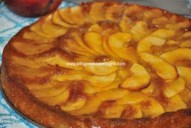 Tarta de manzana del convento