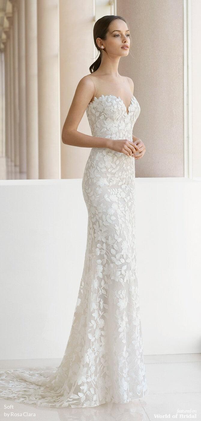 2f26a8551ec8 Soft by Rosa Clara 2019 Wedding Dresses - World of Bridal