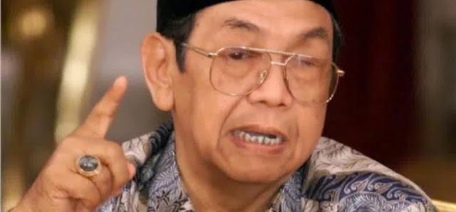 Ketika Gus Dur Berkata : Pada Waktunya Saya akan Bubarkan FPI