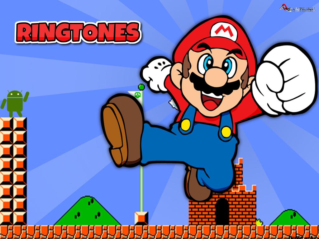 ringtones, suonerie gratis per Android, Super Mario Bros