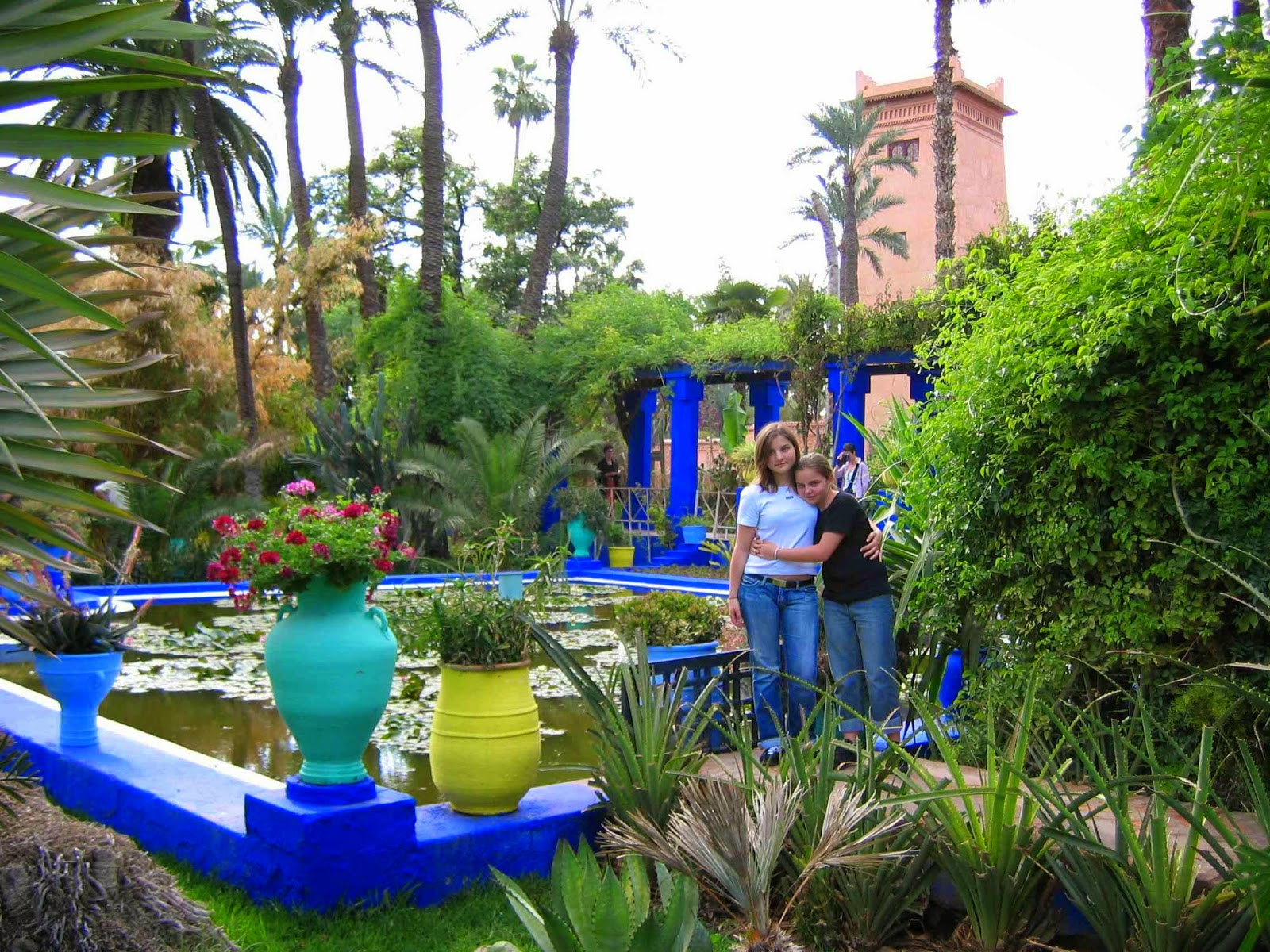 Visite marrakech prix total 36 promo 10 for Jardin marrakech