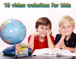 10 video websites for kids educational