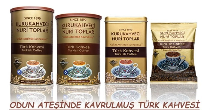 Nuri Toplar Türk Kahvesi