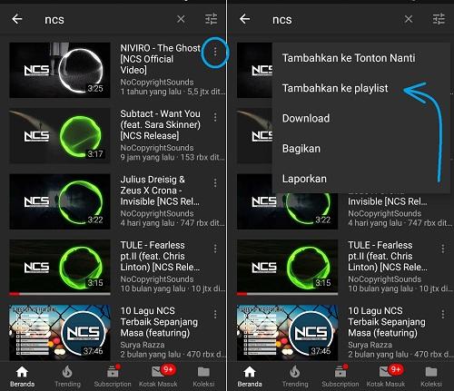 Cara Memutar Video Berulang ulang di Youtube Tanpa Aplikasi