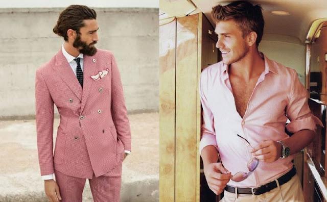 Look Masculino com tons de rosa (6)