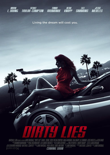 Download Film Dirty Lies (2016) HDRip Subtitle Indonesia