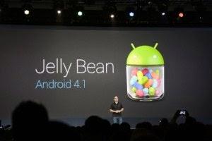Inilah 12 Kelebihan Android Jelly Bean