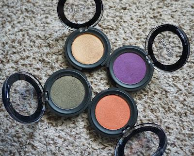 City Color Cosmetics City Chic Eye Shadows
