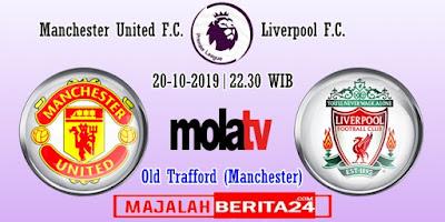 Prediksi Manchester United vs Liverpool — 20 Oktober 2019